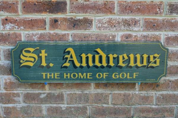 St. Andrews, The Home of Golf